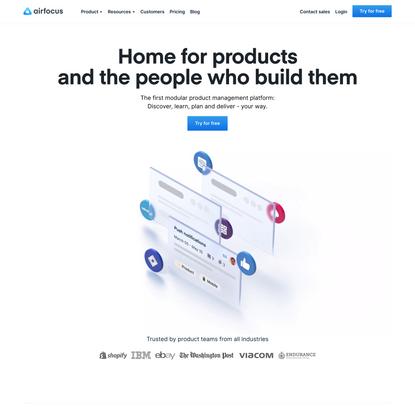 Strategic Product Management Platform