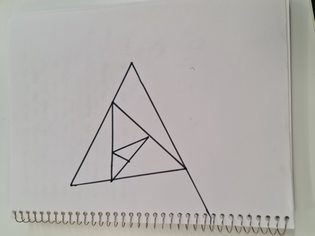 Final Conditional Design - Triangle Inside Triangle