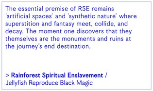 Rainforest Spiritual Enslavement / Jellyfish Reproduce Black Magic