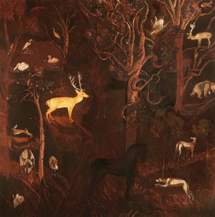 Sari Bremer (Finnish, 1976) - Suojelija (Protector) (2005)