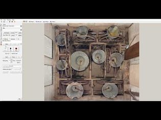 ringing rounds and call changes in virtual belfry