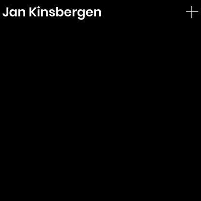 Jan Kinsbergen