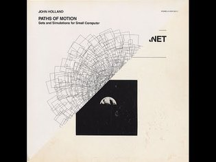 """John Holland, """"Music From A Small Planet, Paths Of Motion"""" [CP-198/198.5]"""