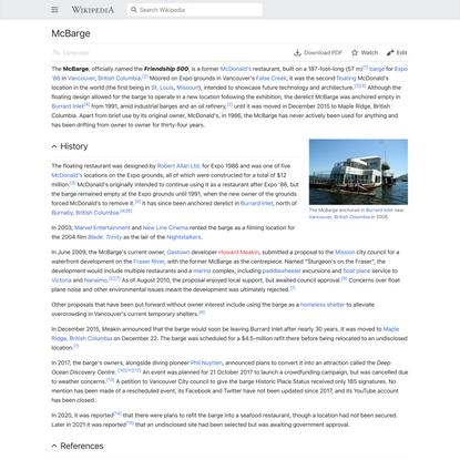 McBarge - Wikipedia