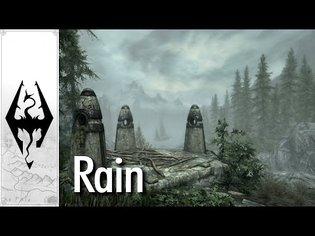 Skyrim - Ambience - Rain