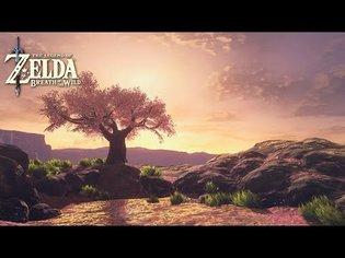 Satori Mountain - Zelda: Breath of the Wild