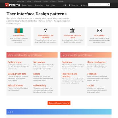 UI-Patterns.com