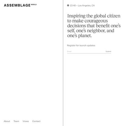 Assemblage World