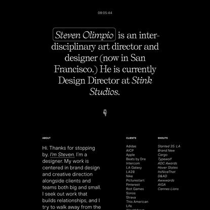 Steven Olimpio