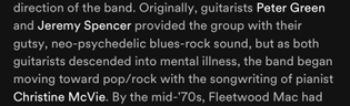 as both guitarists descended into mental illness