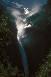 Twin Falls near Smithers