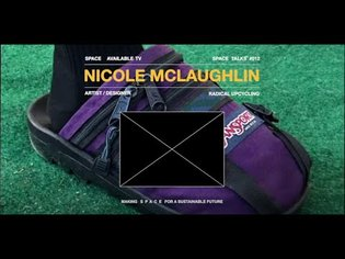 Space Talks #012: Nicole McLaughlin on Upcycling and Sustainable Design