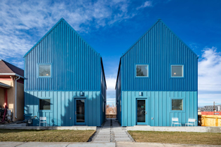 Co-housing in Denver (designed by Productora, 2021)
