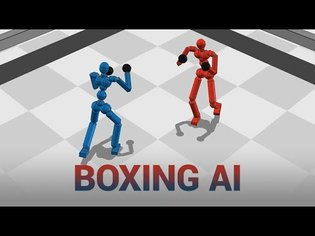 This AI Learned Boxing...With Serious Knockout Power! 🥊