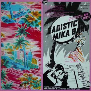 Sadistic Mika Band Big Hits