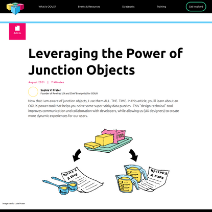Leveraging the Power of Junction Objects