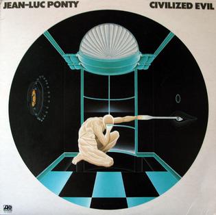 Jean-Luc Ponty - Civilized Evil (1980)