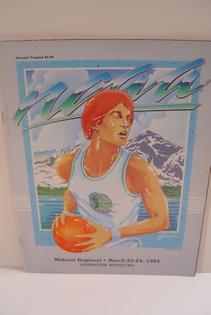 NCAA Mideast Regional Basketball program (1984)
