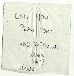 Underground Raver Shit
