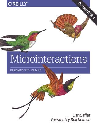 Dan Saffer, Microinteractions