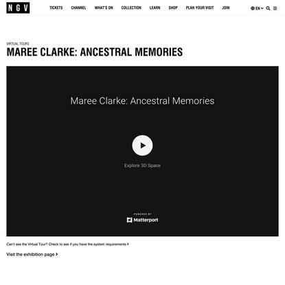 Maree Clarke: Ancestral Memories | NGV