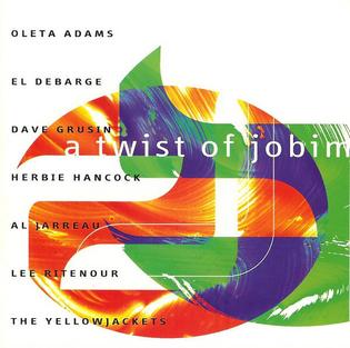 Various – A Twist Of Jobim (1997)