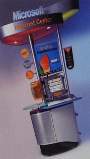 Microsoft MSN Internet Center (2001)