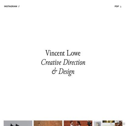 Vincent Lowe