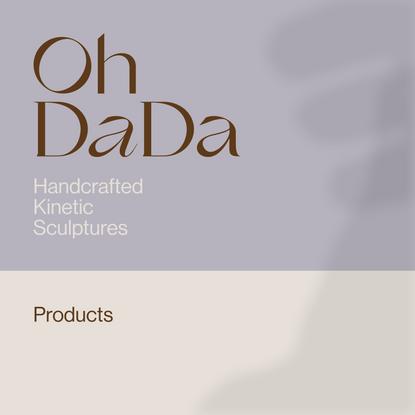 Ohdada –Handcrafted Kinetic Sculptures
