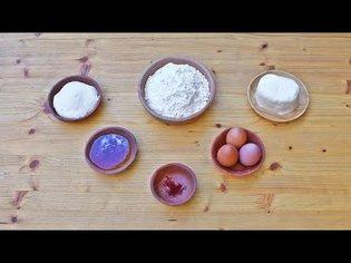Crispellae - Medieval Pancakes with Saffron and Honey