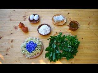 Medieval Pancakes with Flowers and Herbs - Crispelli - Frittelle Ubaldine