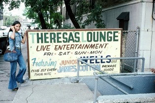Theresa's Lounge