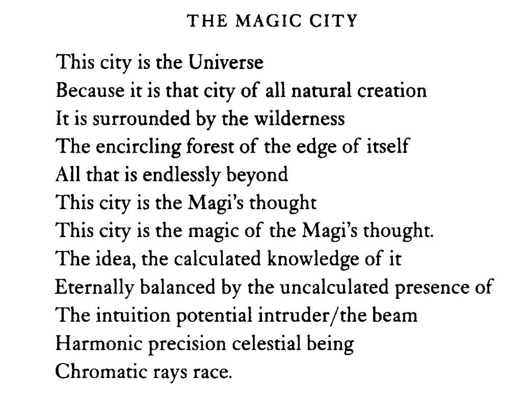 Sun Ra / The Magic City