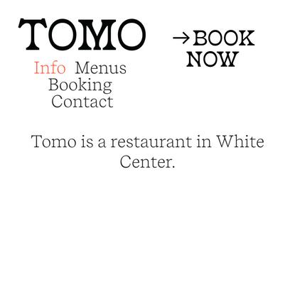 info — TOMO