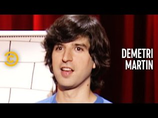 Camouflage Doesn't Always Do What It's Supposed To - Demetri Martin
