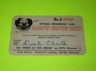 Bozo's Circus Club