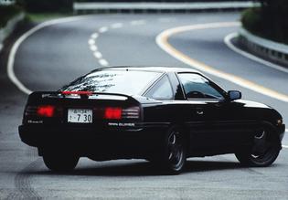 '1990–93 Toyota Supra 2.5 GT Twin Turbo R [JP-spec] (JZA70)