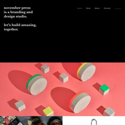 November Press