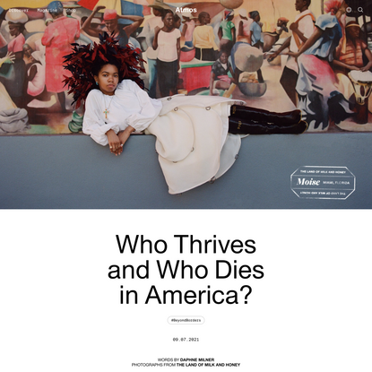 Who Thrives and Who Dies in America? | Atmos
