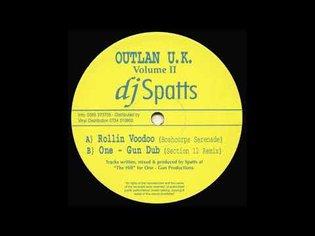DJ Spatts - Rollin Voodoo (Boshcorps Serenade)
