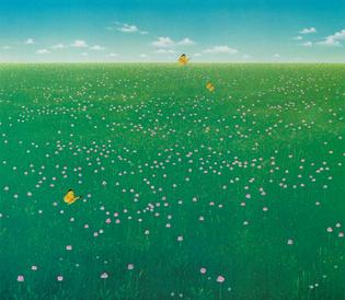 Osamu Tsuruta, from JCA Annual 8 (1989)