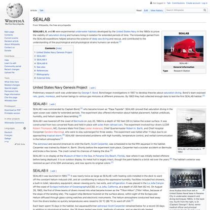 SEALAB - Wikipedia