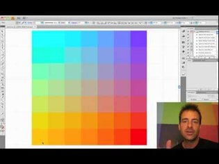 Every Color Lesson in Josef Albers' Course Explained in Adobe Illustrator by the Color Matrix.