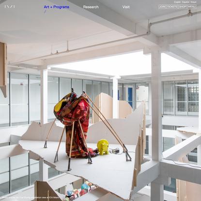 Andra Ursuta | Institute of Contemporary Art, Miami (ICA)