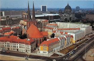 Nikolaiviertel, ca. 1986