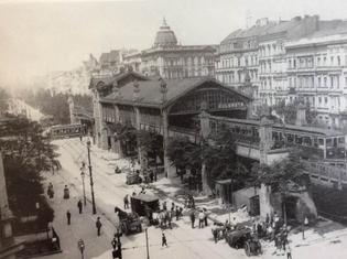 Bülowstr. station, 1907
