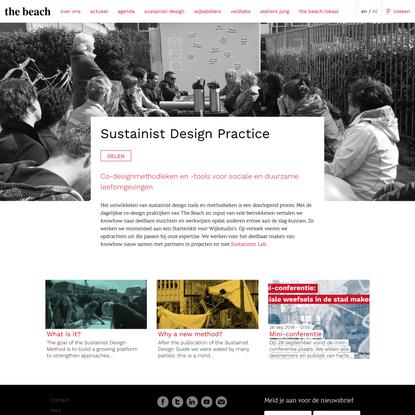 Sustainist Design Practice