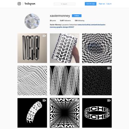 Xavier Monney (@xaviermonney) * Instagram photos and videos