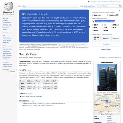 Sun Life Plaza - Wikipedia