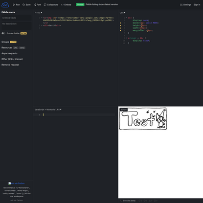 Edit fiddle - JSFiddle - Code Playground